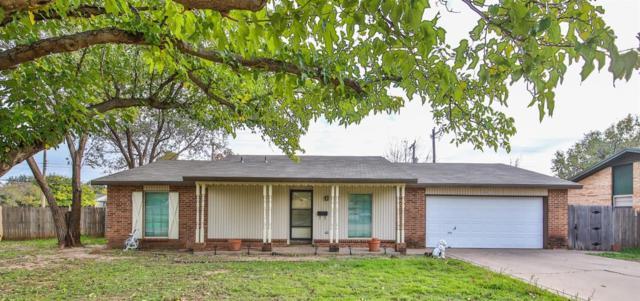 5311 49th Street, Lubbock, TX 79414 (MLS #201809762) :: Lyons Realty