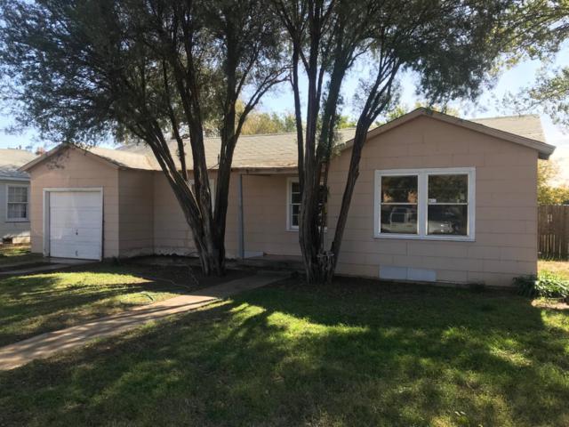 3419 23rd Street, Lubbock, TX 79410 (MLS #201809788) :: Lyons Realty
