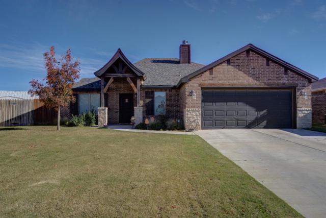 411 Pittman Avenue, Wolfforth, TX 79382 (MLS #201809955) :: McDougal Realtors