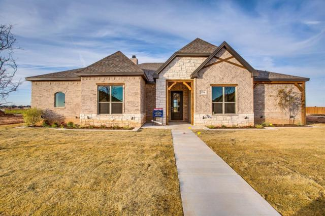 3706 118th Street, Lubbock, TX 79423 (MLS #201809976) :: The Lindsey Bartley Team