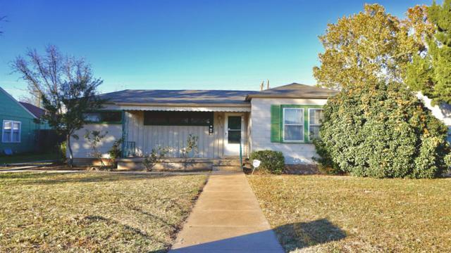 2614 31st Street, Lubbock, TX 79410 (MLS #201810033) :: Lyons Realty