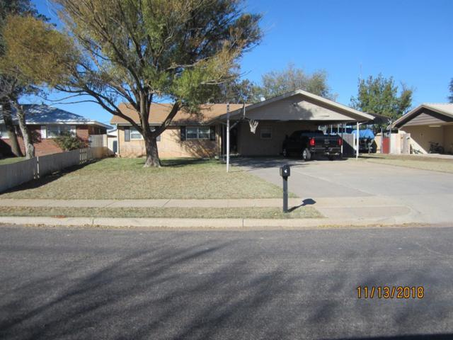 813 E 4th, Denver City, TX  (MLS #201810039) :: McDougal Realtors