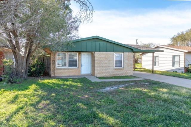 2408 E 8th Street, Lubbock, TX 79403 (MLS #201810046) :: Lyons Realty