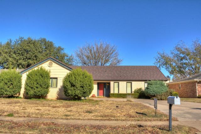 4702 78th Street, Lubbock, TX 79424 (MLS #201810081) :: Lyons Realty