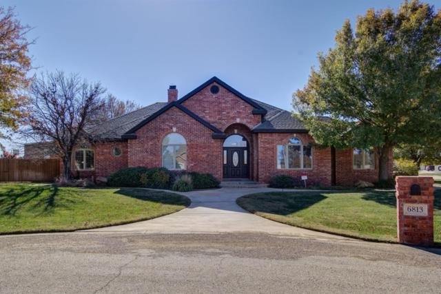 6813 79th Street, Lubbock, TX 79424 (MLS #201810098) :: Lyons Realty