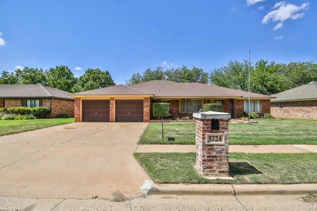 5724 70th Place, Lubbock, TX 79424 (MLS #201810179) :: The Lindsey Bartley Team