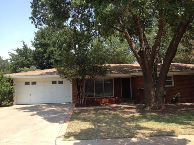 2718 59th Street, Lubbock, TX 79413 (MLS #201810271) :: The Lindsey Bartley Team