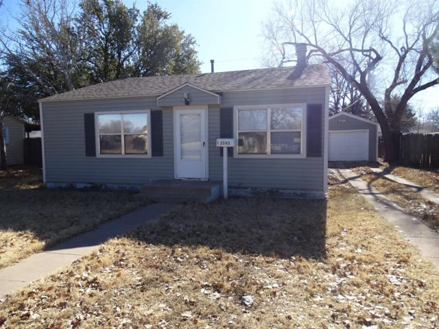 3503 24th, Lubbock, TX 79410 (MLS #201810586) :: McDougal Realtors