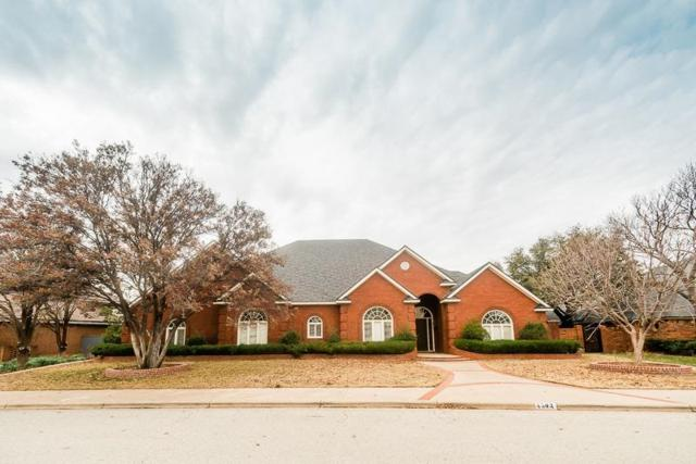 4503 93rd Drive, Lubbock, TX 79424 (MLS #201810653) :: The Lindsey Bartley Team