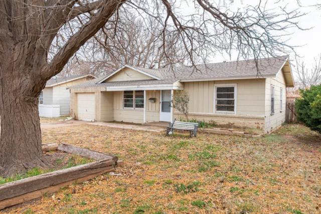 4627 Elgin Avenue, Lubbock, TX 79413 (MLS #201810665) :: The Lindsey Bartley Team