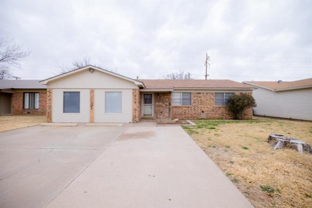 4812 E 55th Street, Lubbock, TX 79414 (MLS #201810828) :: The Lindsey Bartley Team