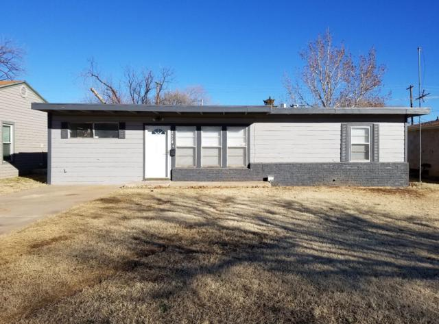 2514 41st Street, Lubbock, TX 79413 (MLS #201810871) :: The Lindsey Bartley Team
