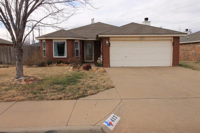 412 Prentiss Avenue, Lubbock, TX 79416 (MLS #201810910) :: The Lindsey Bartley Team