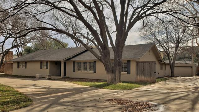 4509 15th Street, Lubbock, TX 79416 (MLS #201810956) :: The Lindsey Bartley Team