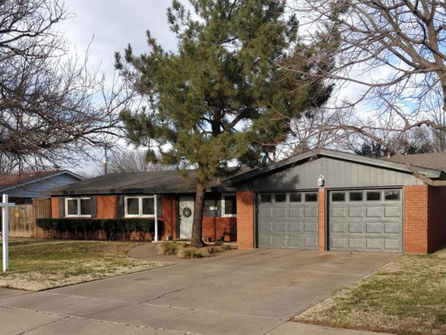 6207 Kenosha Drive, Lubbock, TX 79413 (MLS #201811008) :: The Lindsey Bartley Team