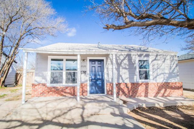 2020 39th Street, Lubbock, TX 79412 (MLS #201900172) :: The Lindsey Bartley Team