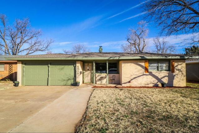 5006 18th Street, Lubbock, TX 79416 (MLS #201900255) :: The Lindsey Bartley Team