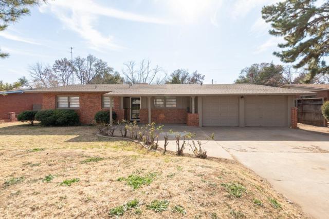 2713 54th Street, Lubbock, TX 79413 (MLS #201900337) :: Reside in Lubbock | Keller Williams Realty