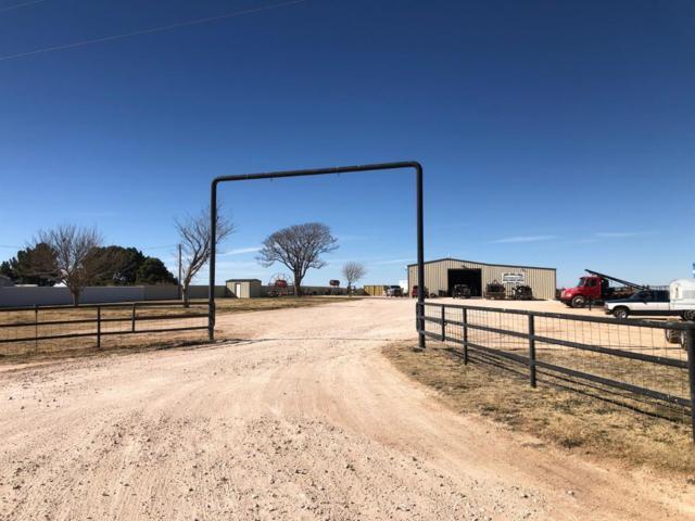 1610 Lubbock Highway, Lamesa, TX 79331 (MLS #201900340) :: The Lindsey Bartley Team
