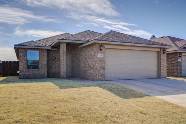 5529 111th Street, Lubbock, TX 79424 (MLS #201900363) :: The Lindsey Bartley Team
