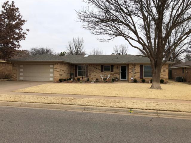 5606 70th Street, Lubbock, TX 79424 (MLS #201900377) :: Lyons Realty
