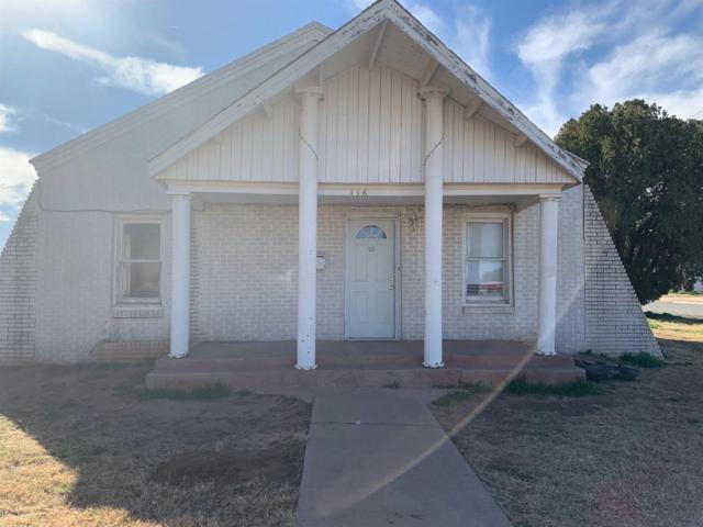 116 Austin Street, Levelland, TX 79336 (MLS #201900426) :: The Lindsey Bartley Team