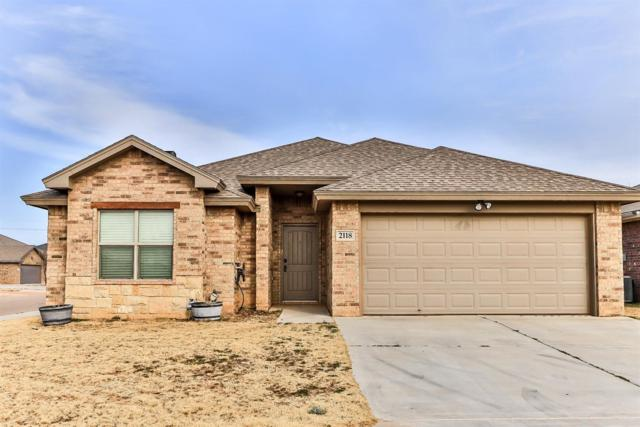 2118 99th Street, Lubbock, TX 79423 (MLS #201900441) :: The Lindsey Bartley Team