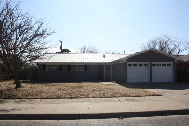 809 8th Street, Wolfforth, TX 79382 (MLS #201900496) :: McDougal Realtors