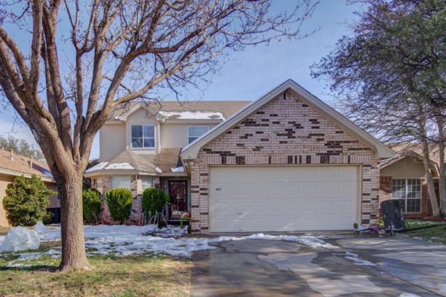 407 Hyden Avenue, Lubbock, TX 79416 (MLS #201900558) :: McDougal Realtors