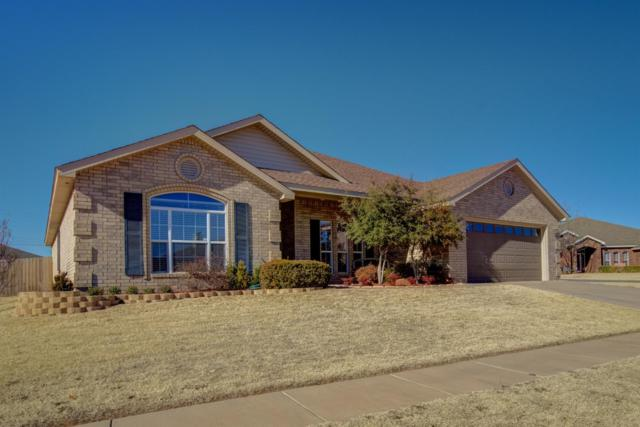 6724 91st Place, Lubbock, TX 79424 (MLS #201900560) :: McDougal Realtors