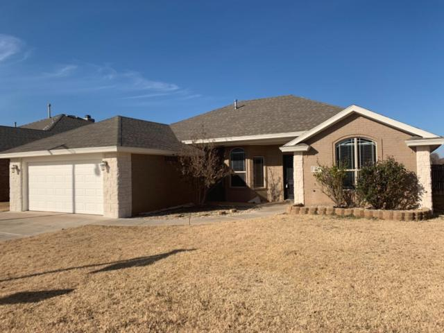 5512 105th Street, Lubbock, TX 79424 (MLS #201900582) :: McDougal Realtors