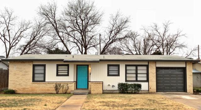 4213 38th Street, Lubbock, TX 79413 (MLS #201900658) :: Lyons Realty