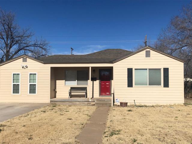 3212 33rd Street, Lubbock, TX 79410 (MLS #201900717) :: Reside in Lubbock | Keller Williams Realty