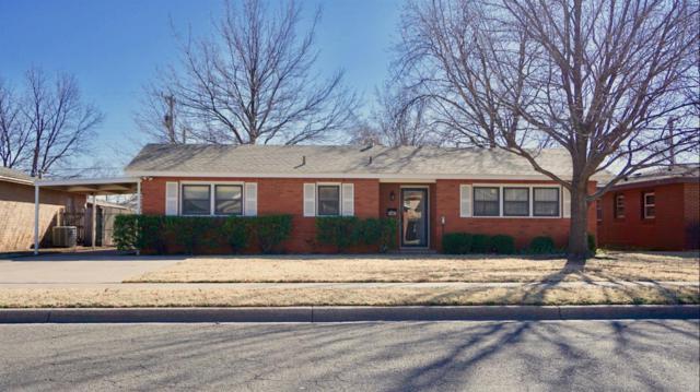 3813 48th Street, Lubbock, TX 79413 (MLS #201900811) :: Lyons Realty