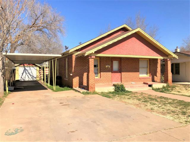 1922 26th Street, Lubbock, TX 79411 (MLS #201900847) :: Lyons Realty