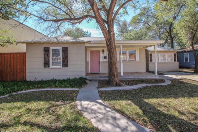 2807 26th Street, Lubbock, TX 79410 (MLS #201900887) :: Lyons Realty