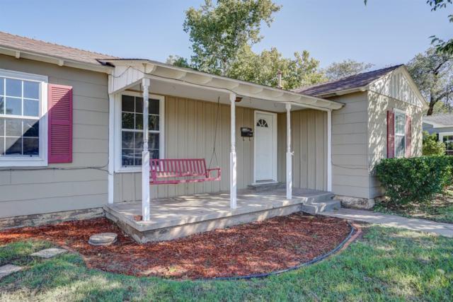 2622 31st Street, Lubbock, TX 79410 (MLS #201900894) :: Lyons Realty