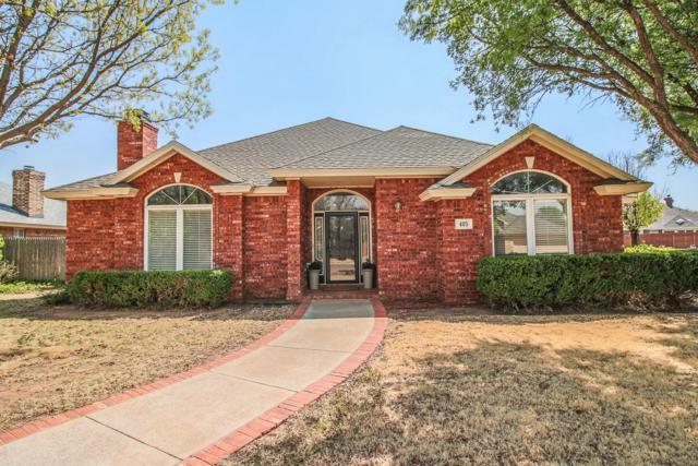 403 Raider Boulevard, Wolfforth, TX 79382 (MLS #201900986) :: Reside in Lubbock | Keller Williams Realty