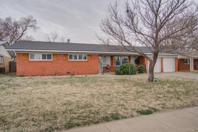 2115 66th Street, Lubbock, TX 79412 (MLS #201901049) :: Lyons Realty