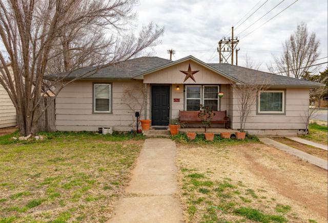 2821 41st Street, Lubbock, TX 79413 (MLS #201901101) :: Lyons Realty