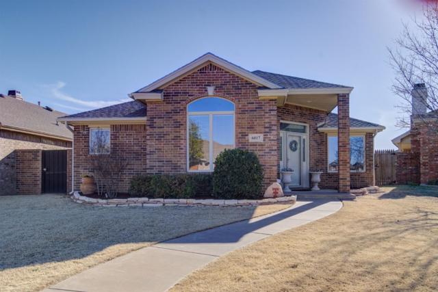 6017 101st Place, Lubbock, TX 79424 (MLS #201901114) :: Lyons Realty