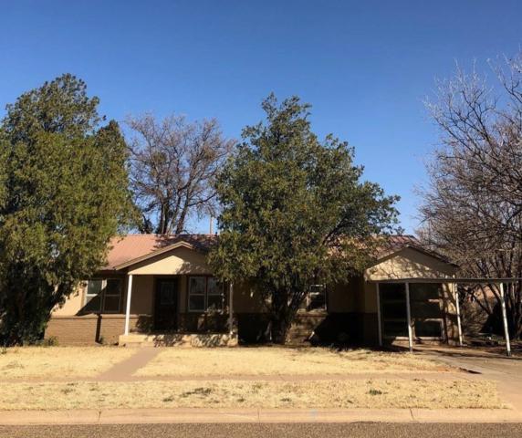 2016 N 5th Street, Tahoka, TX  (MLS #201901171) :: Lyons Realty