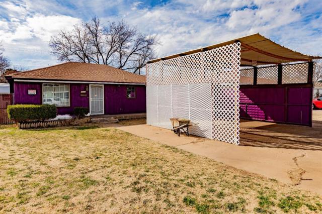 2805 40th Street, Lubbock, TX 79413 (MLS #201901226) :: Lyons Realty