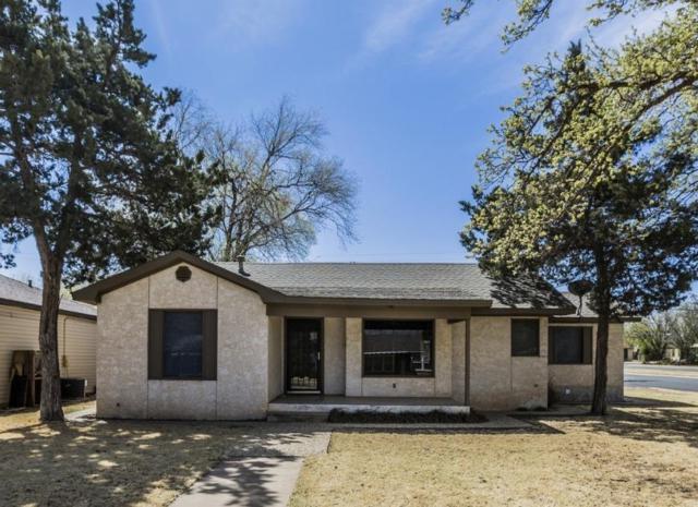 3319 30th Street, Lubbock, TX 79410 (MLS #201901227) :: Lyons Realty