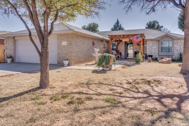 2415 93rd Street, Lubbock, TX 79423 (MLS #201901230) :: Lyons Realty