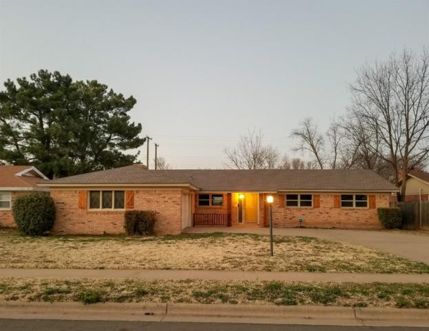 3626 56th Street, Lubbock, TX 79413 (MLS #201901273) :: Lyons Realty