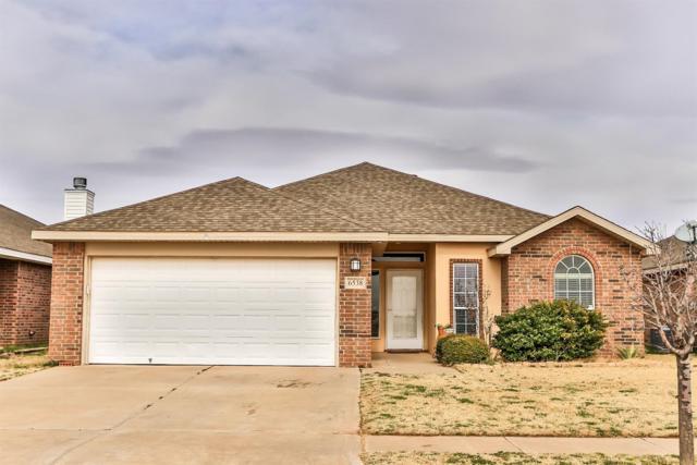 6538 94th Street, Lubbock, TX 79424 (MLS #201901359) :: Lyons Realty