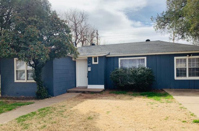 2415 35th Street, Lubbock, TX 79412 (MLS #201901407) :: McDougal Realtors