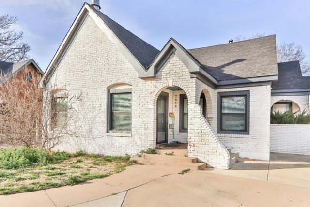 2618 22nd Street, Lubbock, TX 79410 (MLS #201901436) :: Lyons Realty
