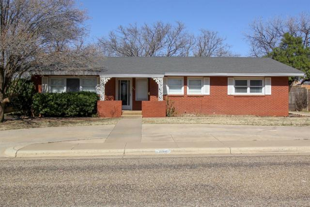 704 N 19th Street, Lamesa, TX 79331 (MLS #201901480) :: Stacey Rogers Real Estate Group at Keller Williams Realty